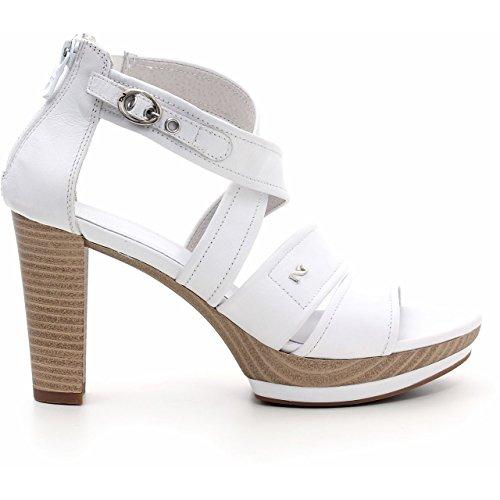 Nero Giardini donna pe15 sandalo 512741 Bianco