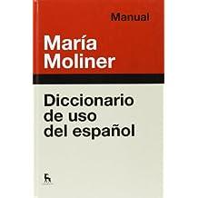 Diccionario De Uso De Español / Spanish Dictionary usage