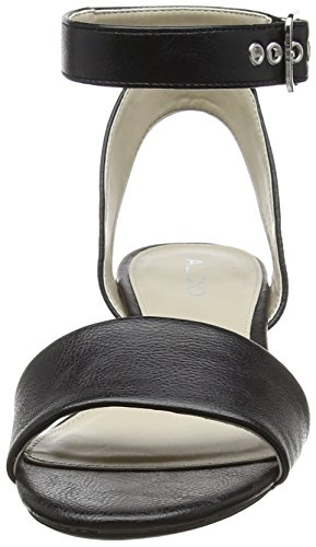 ALDO Riana, Sandales Bride cheville femme Noir (Black Synthetic / 96)