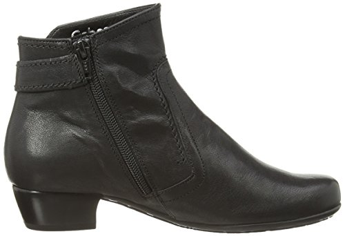 Gabor Bea, Bottes Classiques Femme Noir (black Leather)