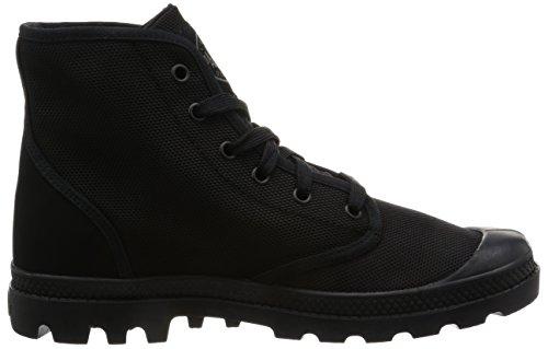 Palladium Unisex-Erwachsene Mono Chrome Ii Sneaker Schwarz (Black)