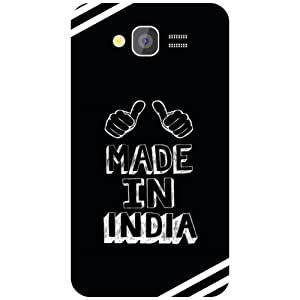 Samsung Galaxy Grand 2-Made In India Matte Finish Phone Cover