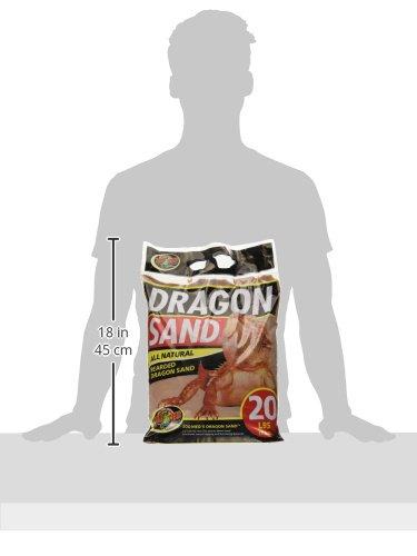 Zoo Med 26457 Dragon Sand, 20 lb 3