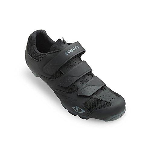 Giro Carbide R II–Scarpe da ciclismo da uomo Black/Charcoal