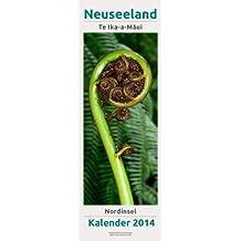 Te Ika-a-Māui. Neuseelands Nordinsel.: Kalender 2014