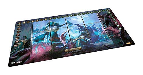 Ultimate Guard Warhammer Age of Sigmar: Champions Play-Mat Order: Triumphant Smash 64 x 35 cm