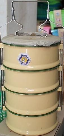 Thai Transporteur alimentaire couches To-Go 4étages de 14cm