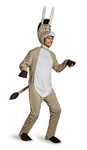 Shrek Donkey Deluxe Adult Fancy dress costume (Erwachsenen Deluxe Shrek Kostüme)