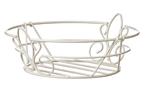 Premier Housewares De Lis Round Fruit Basket -