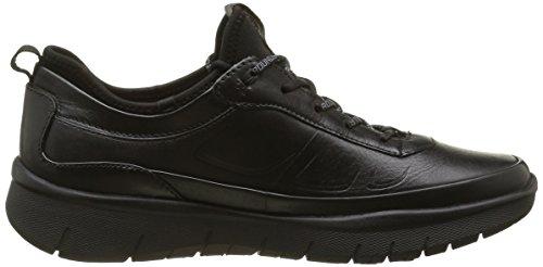 Mephisto - Laila C 1, Sneaker Donna Nero (Black (nero))