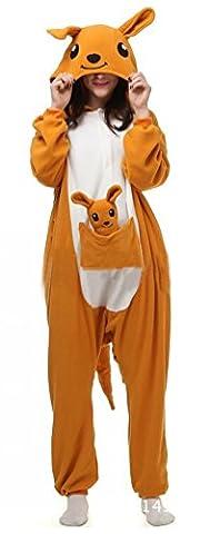 Ghope Enfant Pyjama en Flanelle kigurumi Fille Garçon Déguisement Cosplay