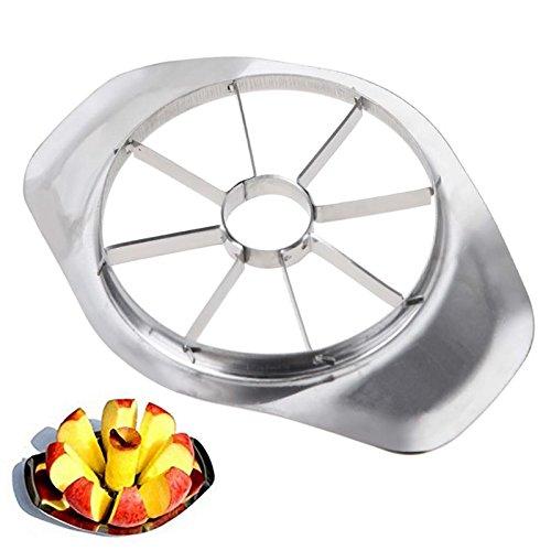 Küche Werkzeug Birne Fruit Slicer Cutter Corer Wedger Edelstahl Peeler (zufällige Farbe) Wedger Corer