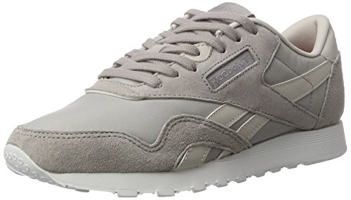 Reebok X Face Stockholm Classic Nylon, Zapatillas para Mujer, Beige (Intuition / Kindness), 38.5 EU