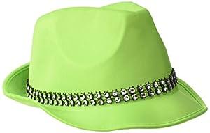 Reír Y Confeti - Fiedis076 - Disfraces de accesorios - Diversión sombrero verde