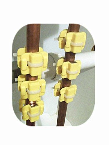 6Paar X Magnetische Wasser Klimaanlage Kalk Entferner - Salz-wasser-conditioner