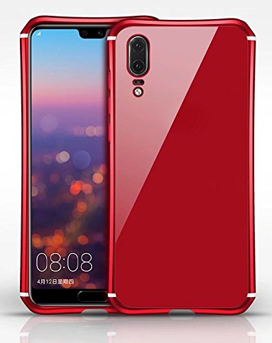 Funda® Hard Shell Case for Huawei P20 Pro (Red) - Buy Online