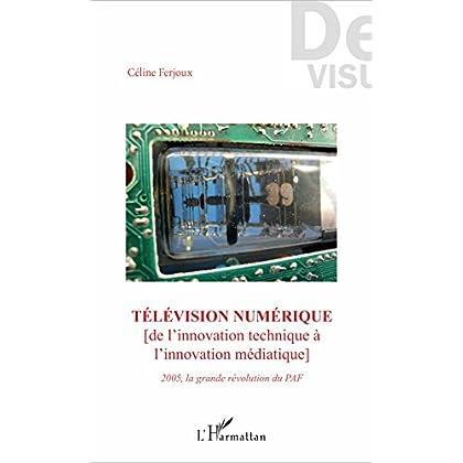 Télévision numérique: De l'innovation technique à l'innovation médiatique - 2005 la grande révolution du PAF (De Visu)