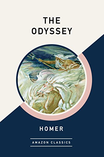 The Odyssey (AmazonClassics Edition) (English Edition) por Homer
