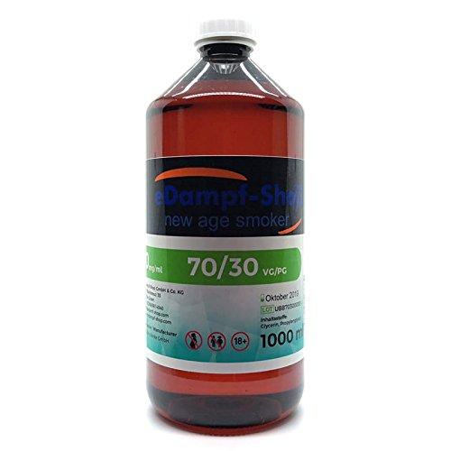 Ultrabio® e Liquid Basis 1000 ml ohne Nikotin Base 30{34a8076693b3af5734804cc9a494467d64308aa2caa17fd999c67cab678dda7e}PG / 70{34a8076693b3af5734804cc9a494467d64308aa2caa17fd999c67cab678dda7e}VG