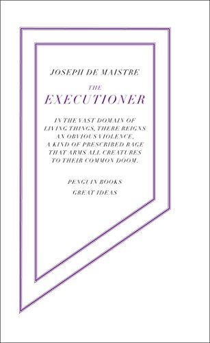 The Executioner (Penguin Great Ideas)