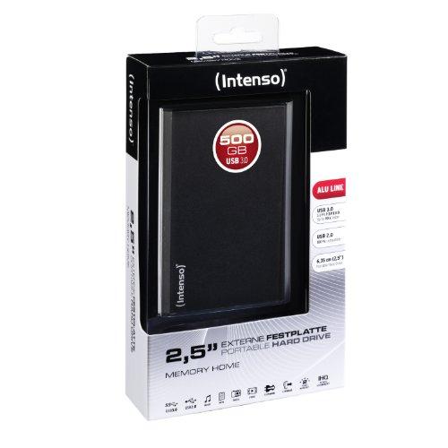 Intenso Memory Home - 500 GigaByte