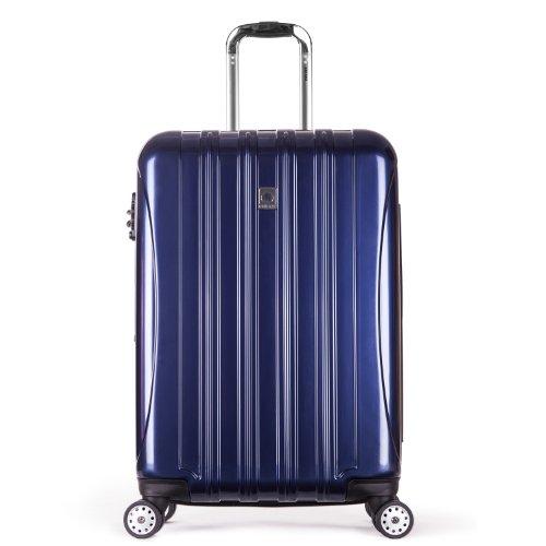 delsey-valise-aero-70-cm-80-l-bleu-bleu-metal-40007682002