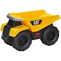 CAT Big Builder Dump Truck Vehicle Playset