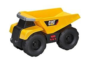 Toy State- Disney Vehículo De Obras Públicas Y Construcción Big Builder Camión Volquete (9981)