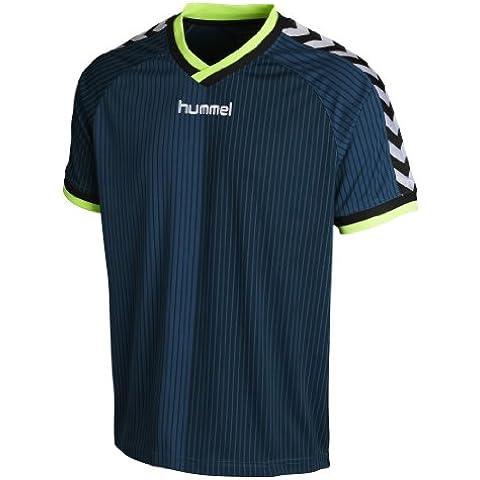 Hummel Trikots Stay Authentic Mexico Jersey - Camiseta de equipación de fútbol para hombre, color azul, talla 2XL