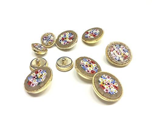 Zoom IMG-1 de liguoro bottoni gioiello la