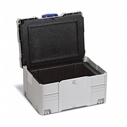 TANOS Isolier-systainer® T-loc III Kühlbox Thermobox lichtgrau 80590408