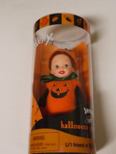 Barbie Li'l Friend of Kelly JENNY Halloween Party (2000) (Und Kelly Halloween Barbie)