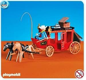 7428 western kutsche - Playmobil kutsche ...