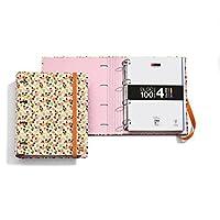 Miquelrius 20902 - Carpeta bloc notebook m pradera (DIN A4, 210 x 297 mm, 100 hojas, 70 g/m², 4 anillas tipo D de 35 mm)