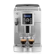De'Longhi ECAM 23.420.SB Macchina da caffè Automatica, 1450 W, 15 Bar, 2 Cups, plastica, Silver