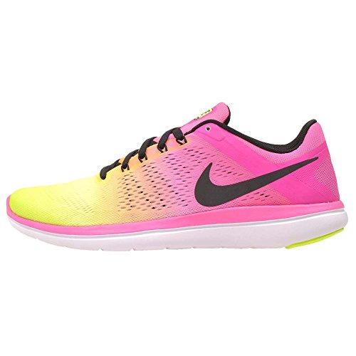 Nike Flex 2016 RN OC, Laufschuhe Herren, Schwarz (Multi-Color/Multi-Color), 47 EU