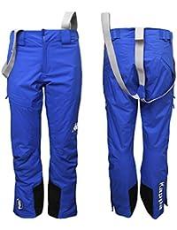 Kappa 6cento 622a FISI Pantalones para la Nieve, Hombre