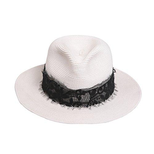Chapeau de loisirs Joker/Mesdames longtemps Jazz britannique petit chapeau d'été/Pare-soleil commerçante de vacances A