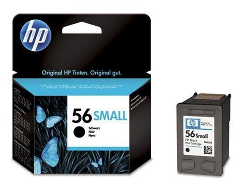 Preisvergleich Produktbild Hewlett-Packard 56 Small Tintenpatrone schwarz