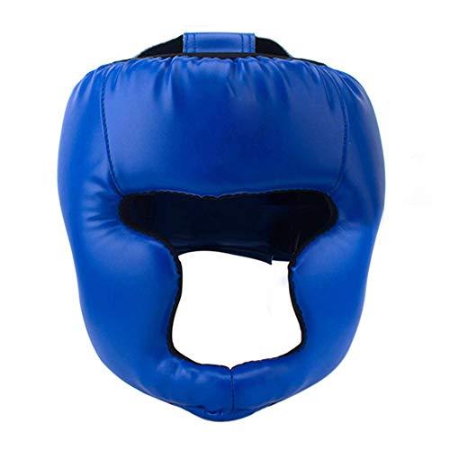 OWNTHRE Sanda Training Helmet Head Protector Mask Guardia Protector Protector para Adultos