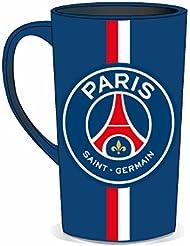 Mug Américain PSG - Collection officielle Paris Saint Germain - Bleu