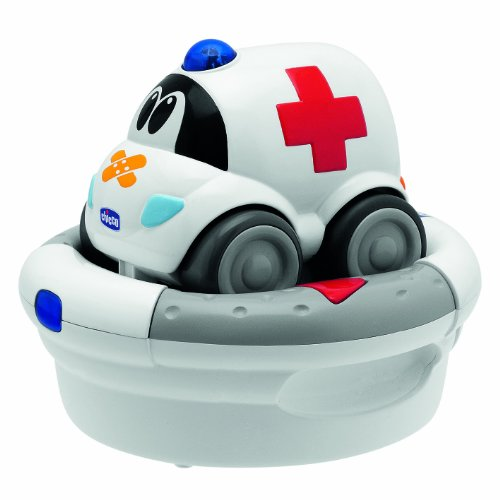 Chicco Charge and Drive, Krankenwagen