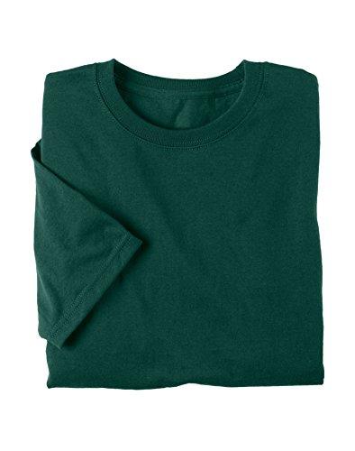 HanesHerren T-Shirt Deep Red