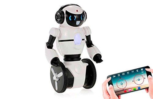 Robot Inteligente F4 con Cámara Fotos y Videos, Sensores y Autoequilibrio, Controlalo...
