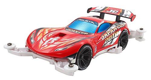 TAMIYA ABILISTA JAPAN CUP 2018 - Mini 4WD Pro Limited Edition, 1:32 Scala, Multicolore, 95109