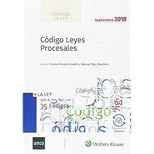 Código Leyes Procesales - (edición 2018) (Códigos LA LEY)