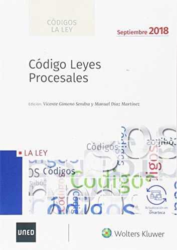 Código Leyes Procesales - (edición 2018)