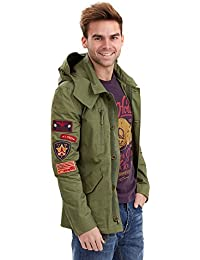 Joe Browns Remarkable Lightweight Parka, Abrigo para Hombre