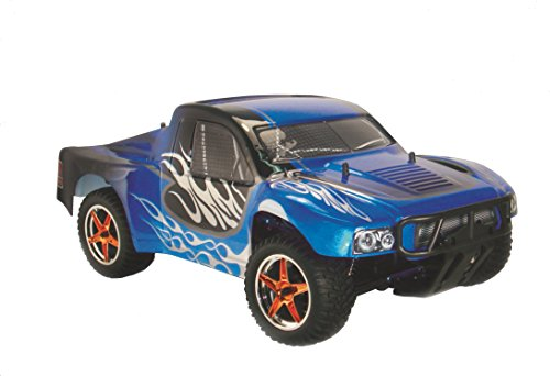 Amewi 22069 - Short Course Truck Brushless 4WD, 2.4GHz, M1:10 Rc Short Course Truck Rtr