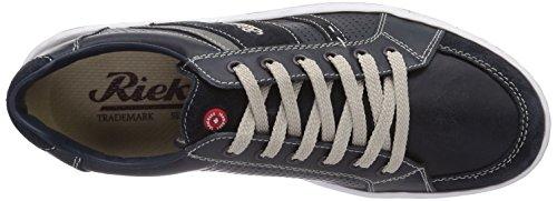 Rieker 19016 Herren Sneakers Blau (pazifik/nautic/cement / 15)